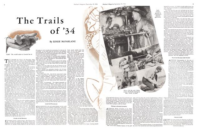 Article Preview: The Trails of `34, September 1934 | Maclean's