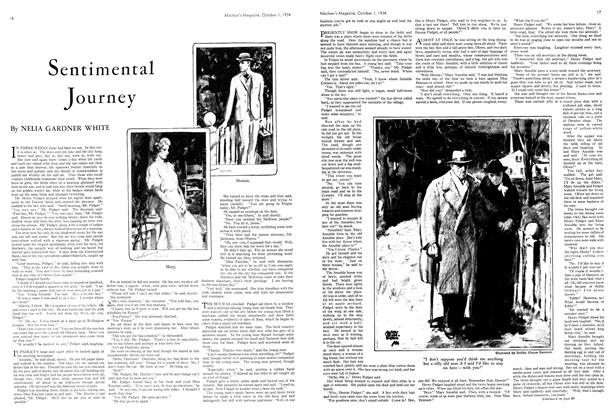 Article Preview: sentimental Journey, October 1st 1934 1934 | Maclean's