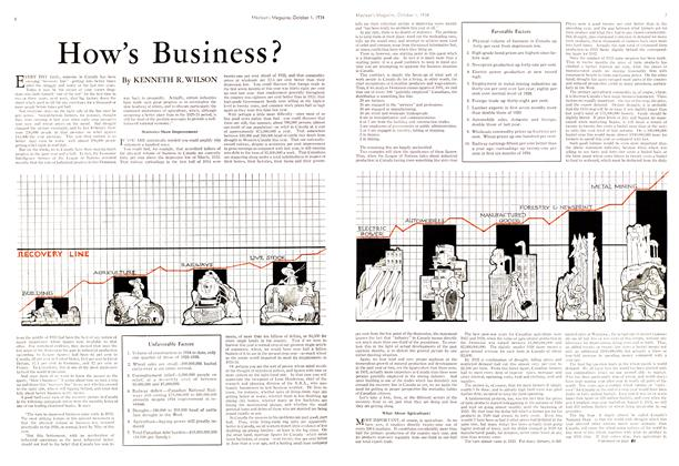 Article Preview: How's Business?, October 1st 1934 1934 | Maclean's