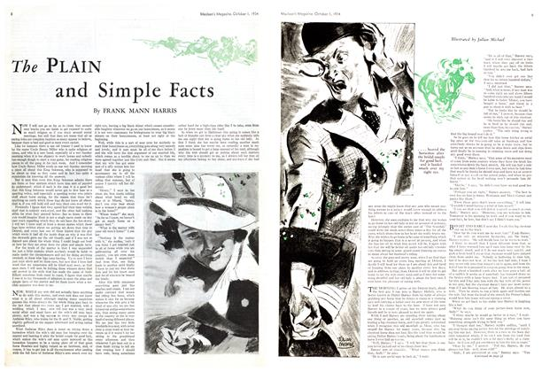 Article Preview: The PLAIN and Simple Facts, October 1st 1934 1934 | Maclean's
