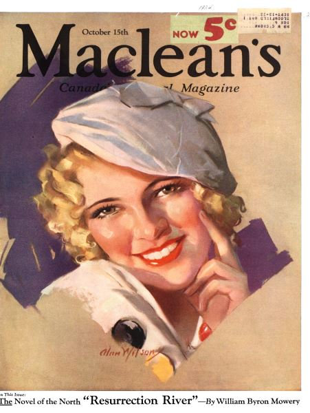 Issue: - October 1934 | Maclean's