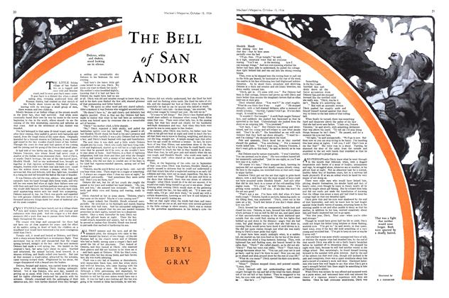 Article Preview: THE BELL of SAN ANDORR, October 1934 | Maclean's