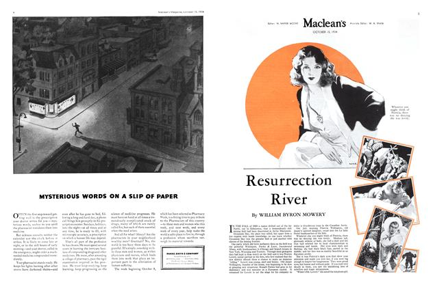 Article Preview: Resurrection River, October 1934 | Maclean's