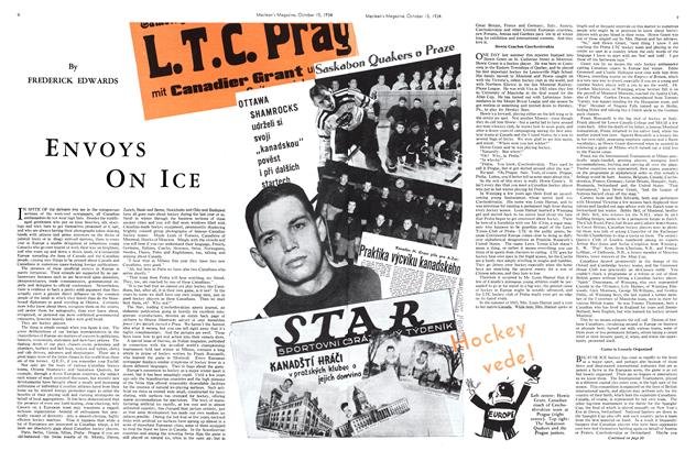 Article Preview: ENVOYS ON ICE, October 1934 | Maclean's