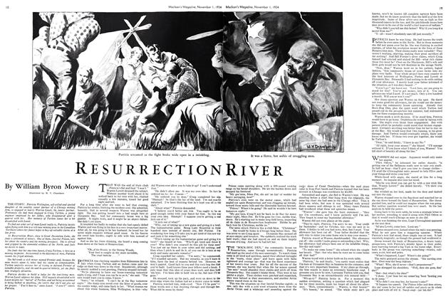 Article Preview: RESURRECTION RIVER, November 1st 1934 1934 | Maclean's