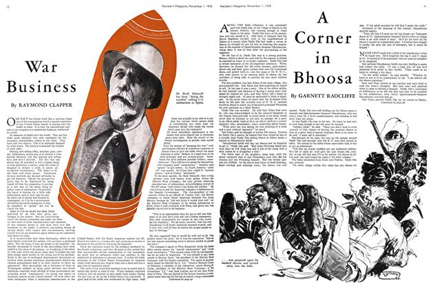 Article Preview: A Corner in Bhoosa, November 1st 1934 1934 | Maclean's