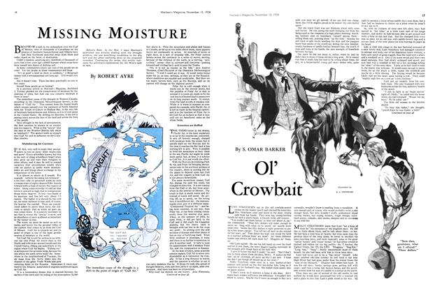 Article Preview: Ol' Crowbait, November 1934 | Maclean's