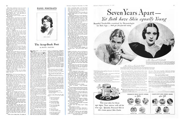 Article Preview: The Scrap-Book Poet, November 1934 | Maclean's