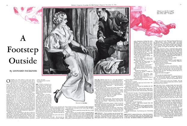Article Preview: A Footstep Outside, November 1934 | Maclean's