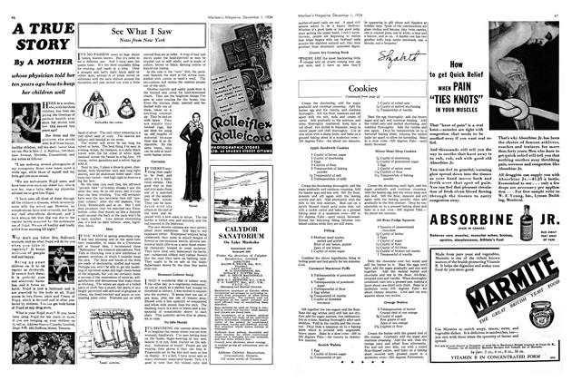 Article Preview: See What I Saw, December 1934 | Maclean's