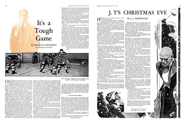 Article Preview: J. T'S CHRISTMAS EVE, December 1934 | Maclean's