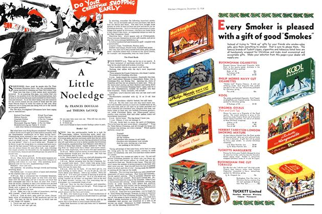 Article Preview: A Little Noeledge, December 1934 | Maclean's