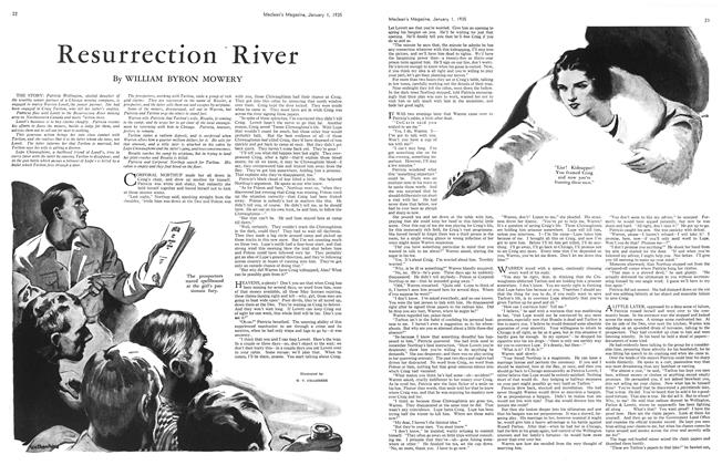Article Preview: Resurrection River, January 1st 1935 1935 | Maclean's