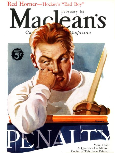 Issue: - February 1st 1935 | Maclean's
