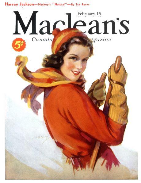 Issue: - February 1935 | Maclean's