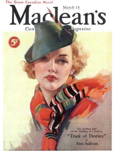 Issue: - March 1935 | Maclean's