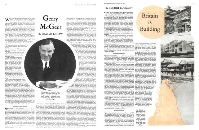 Article Preview: Britain is Building, March 1935 | Maclean's
