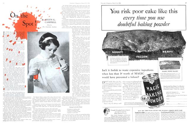 Article Preview: On the Spot!, March 1935   Maclean's