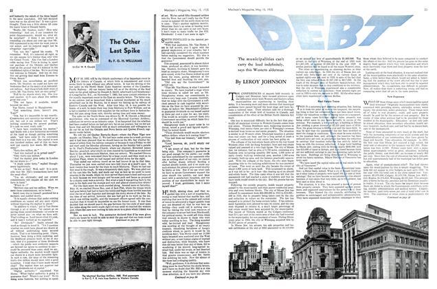 Article Preview: DEBT, May 1935 | Maclean's