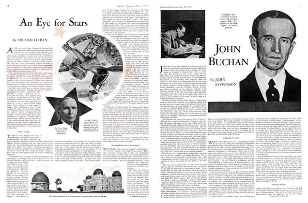 Article Preview: JOHN BUCHAN, May 1935 | Maclean's