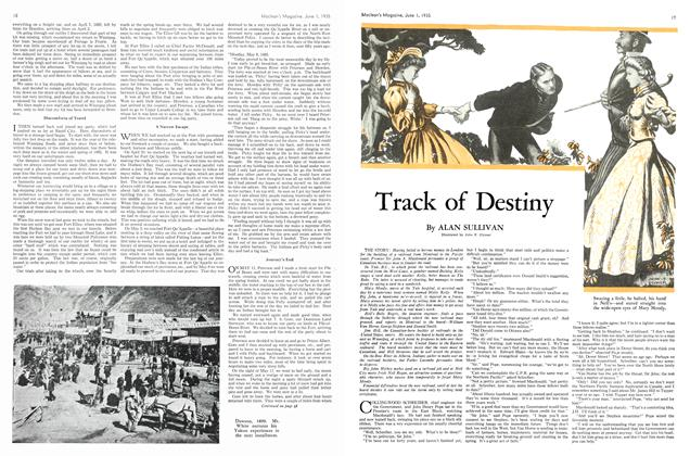 Article Preview: Track of Destiny, June 1st 1935 1935 | Maclean's