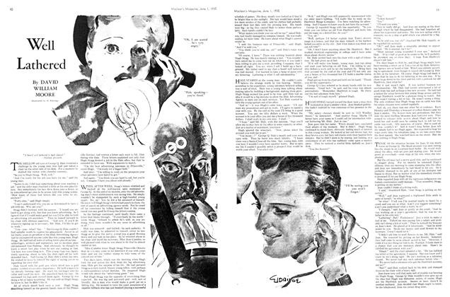 Article Preview: Well Lathered, June 1st 1935 1935 | Maclean's