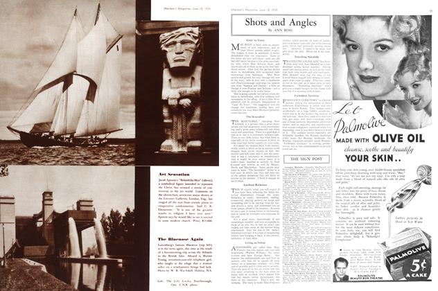 Article Preview: Shots and Angles, June 1935 | Maclean's