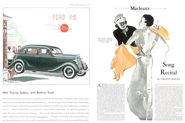 Article Preview: Song Recital, June 1935 | Maclean's