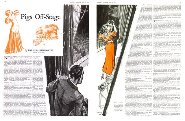Article Preview: Pigs Off-Stage, July 1935 | Maclean's