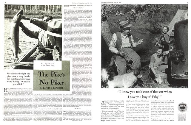 Article Preview: The Pike's No Piker, July 1935 | Maclean's