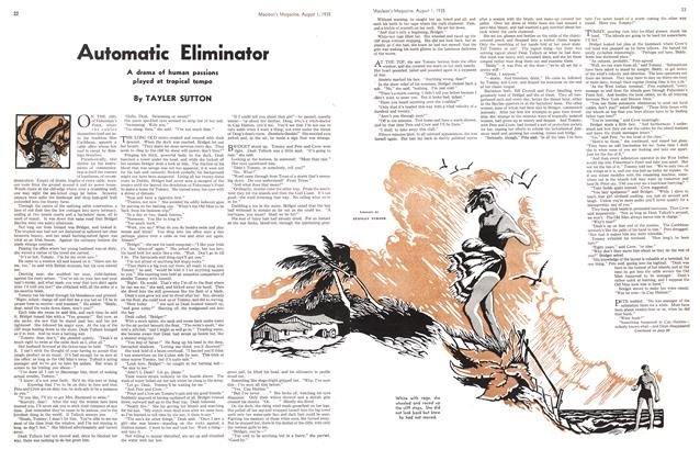 Article Preview: Automatic Eliminator, August 1st 1935 1935 | Maclean's