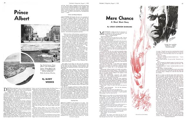 Article Preview: Mere Chance, August 1st 1935 1935 | Maclean's