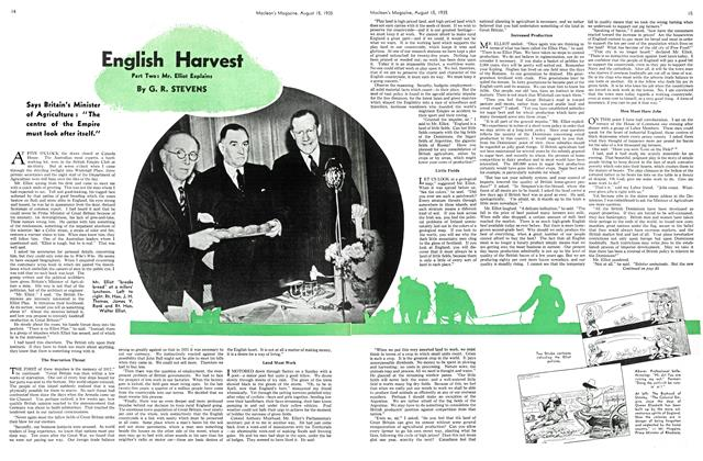 Article Preview: English Harvest, August 1935 | Maclean's
