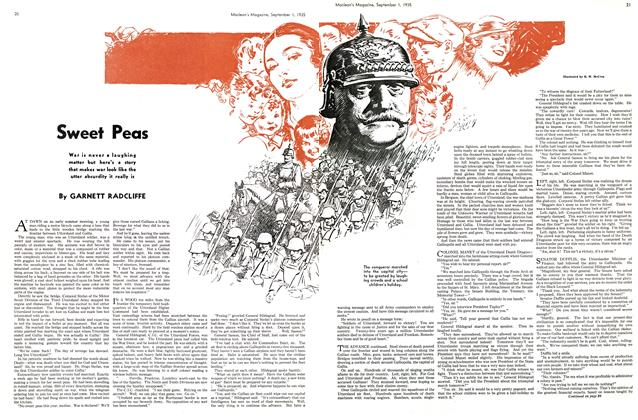Article Preview: Sweet Peas, September 1st 1935 | Maclean's