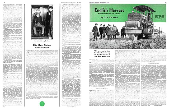 Article Preview: English Harvest, September 1935 | Maclean's