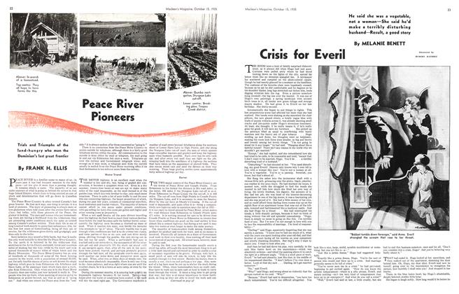 Article Preview: Peace River, October 1935 | Maclean's