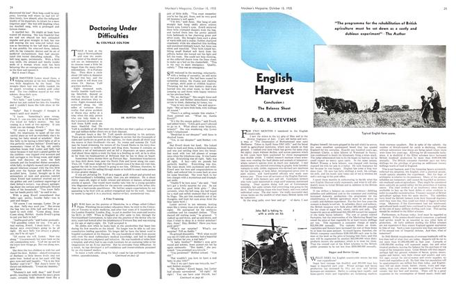 Article Preview: English Harvest, October 1935 | Maclean's