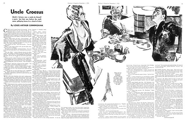 Article Preview: Uncle Croesus, November 1st 1935 1935 | Maclean's