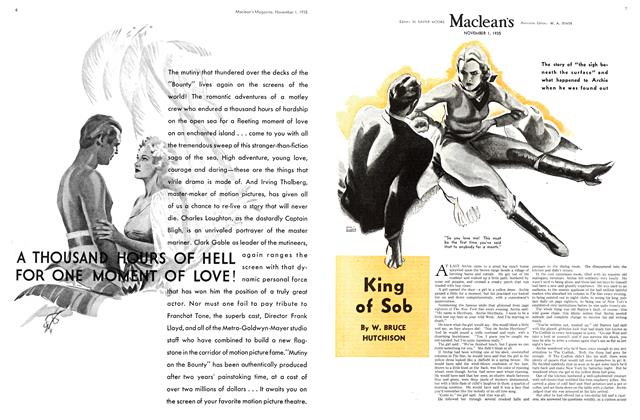 Article Preview: King of Sob, November 1st 1935 1935 | Maclean's