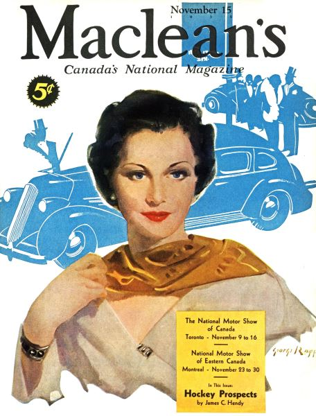 Issue: - November 1935 | Maclean's