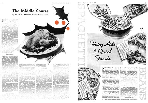 Article Preview: The Middle Course, December 1935   Maclean's