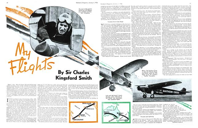Article Preview: My Flights, Jan. 1st 1936 1936 | Maclean's