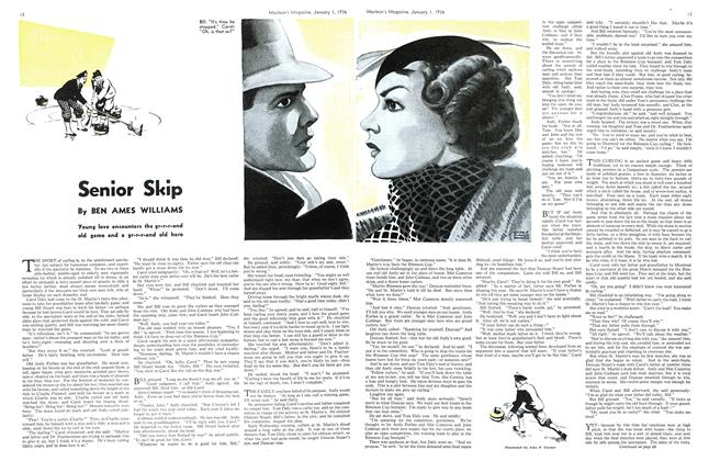 Article Preview: Senior Skip, Jan. 1st 1936 1936 | Maclean's