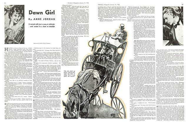 Article Preview: Dawn Girl, January 1936 | Maclean's