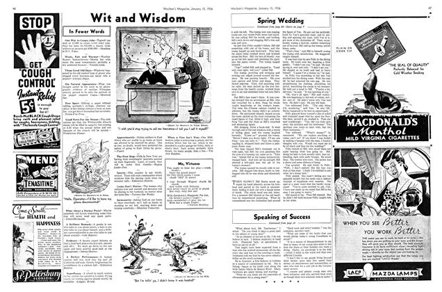 Article Preview: Me, Virtuoso, January 1936   Maclean's