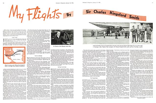 Article Preview: My Flights, January 1936 | Maclean's