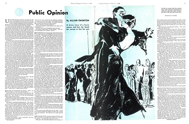 Article Preview: Public Opinion, February 1936 | Maclean's