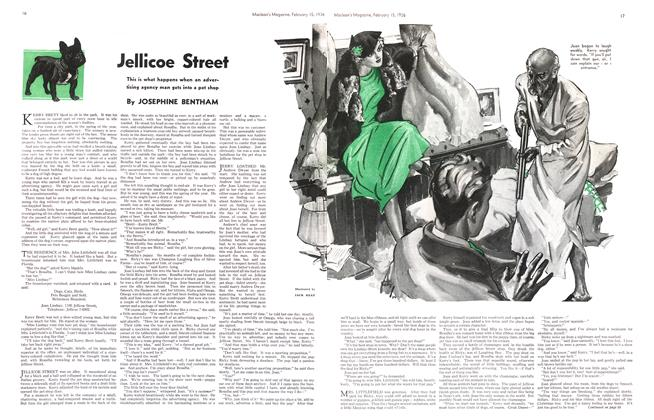 Article Preview: Jellicoe Street, February 15,1936 1936 | Maclean's