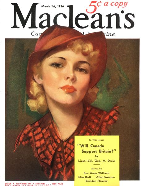 Issue: - March 1st, 1936 | Maclean's