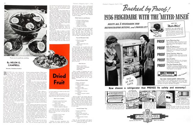 Article Preview: Dried Fruit, April 1st, 1936 1936 | Maclean's